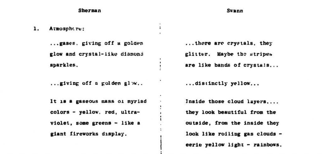 CIA Psychic Probe of Jupiter