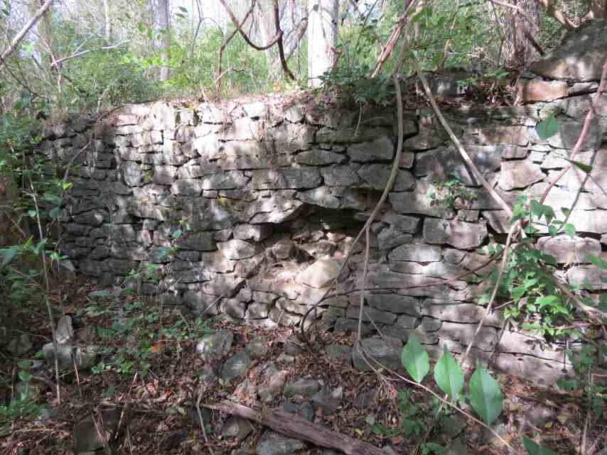 Loch Raven ruins warren