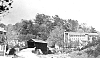 Warren MD Covered Bridge