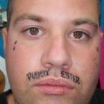 Pussy Eater Tattoo Fail
