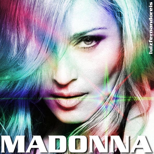 Madonna Hidden Eye Illuminati