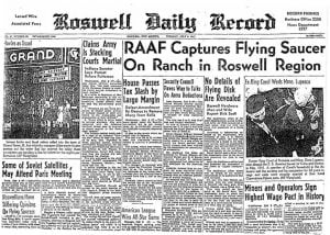 roswell newspaper