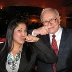 Warren Buffett Illuminati Signs