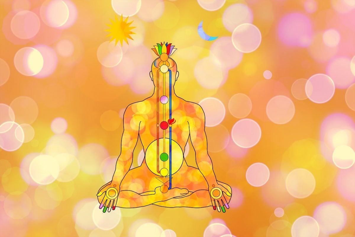 chakra meditation buddha