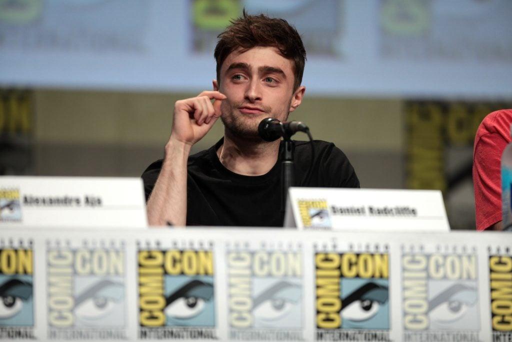 Daniel Radcliffe Illuminati