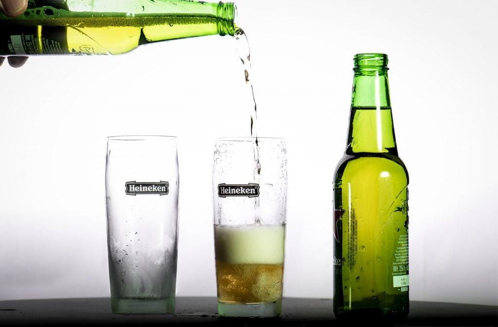 Heineken Light low carb beers