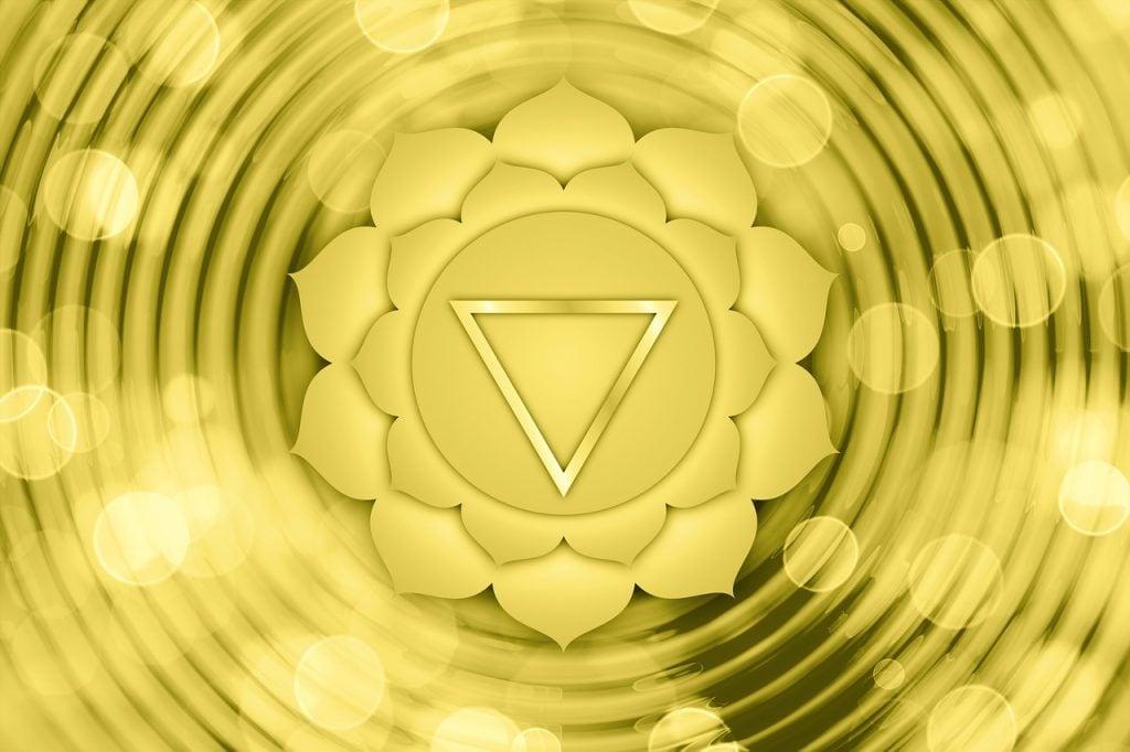 yellow chakra solar plexus manipura
