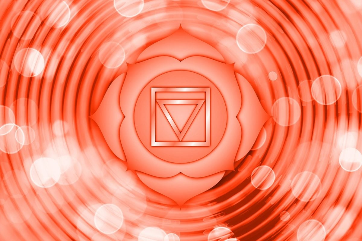 red chakra muladhara root