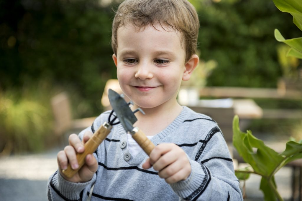 Kid Shovel Gardening Garden Agriculture