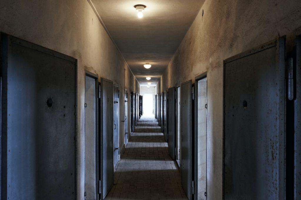 Sachsenhausen prison