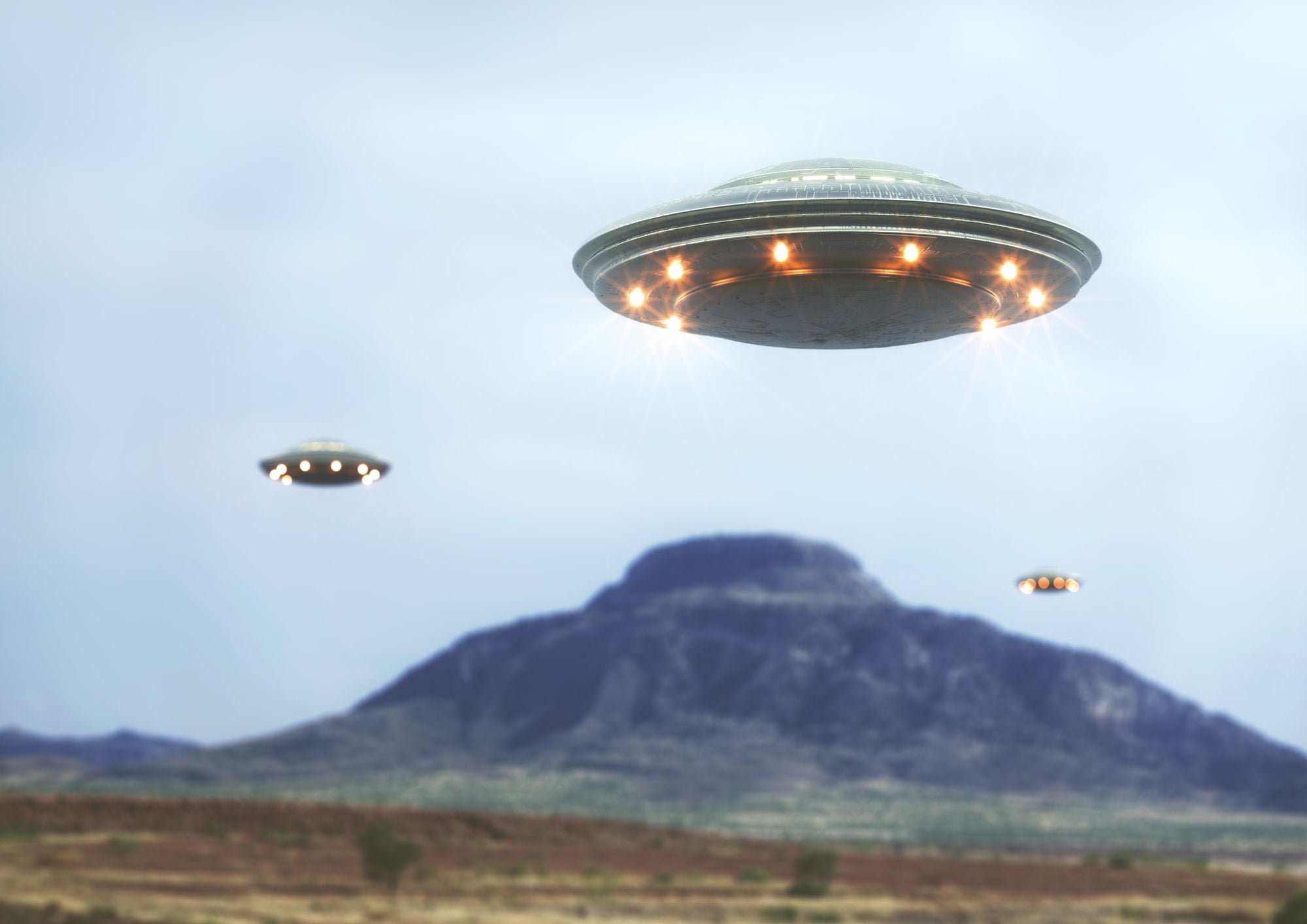 Unidentified Flying Objects UFO